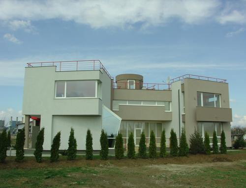 Casa Mircea D. P36