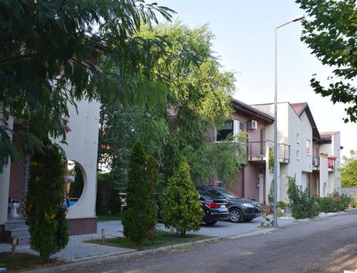 Conjunto Residencial Aurel Persu