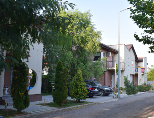 Ansamblul Rezidential Aurel Persu